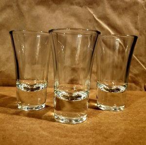 Set of 3 Shot Glasses